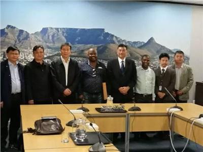 千赢国际官方网站黑茶走向世界之南非