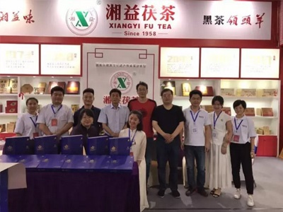东莞第十届国际茶叶博览会展风采