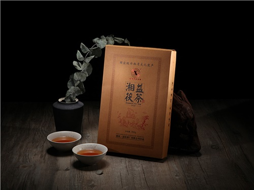 950g湘益茯茶