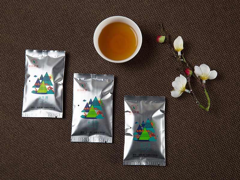 益生源茯茶