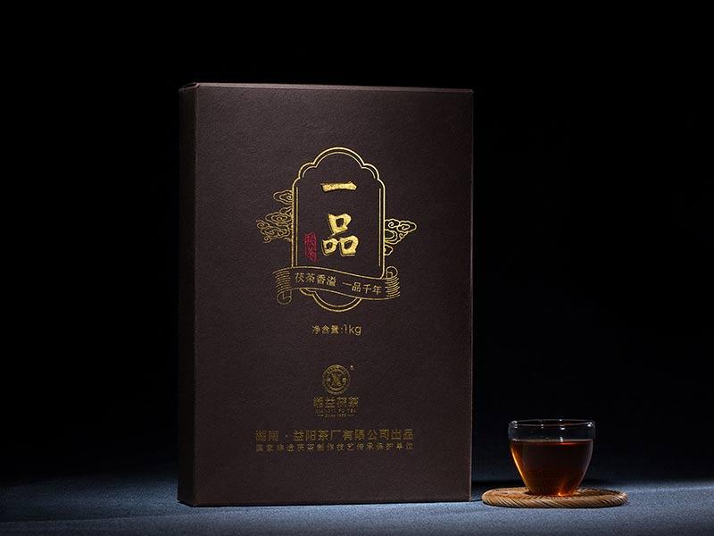新一品茯茶1kg